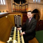 Picture of Organist Peter Guy