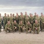 Picture of the Australian Army Band Newcastle