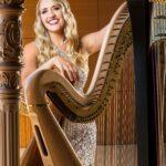 Photo of Harp Player Emily Granger